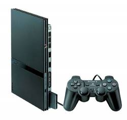 Sony PlayStation 2 90006 Black